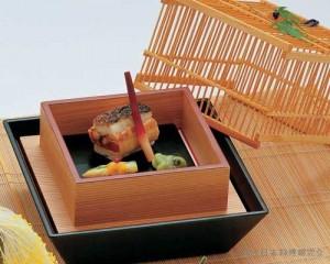 鱸夏野菜包み焼