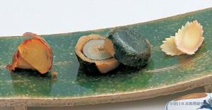 堀川牛蒡玄米餅巻磯辺焼