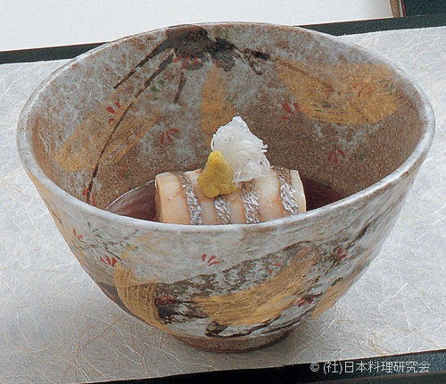 福子蕎麦包み