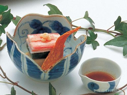 蟹・帆立貝・生水前寺海苔博多