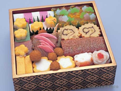 東京會舘のおせち料理