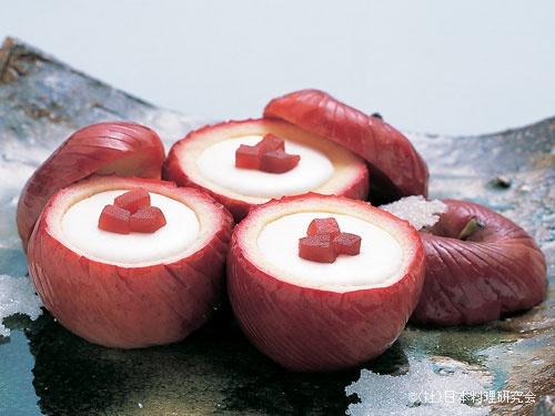 林檎ヨーグルトムース