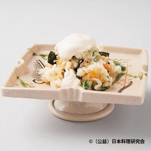 かきあげの白妙(sample)