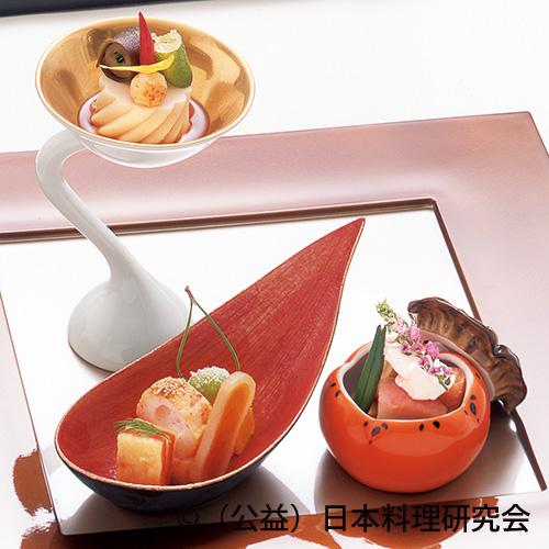 白子豆腐・鱈昆布〆・柿生ハム巻等