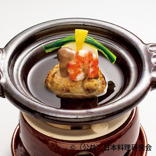 焼零余子ご飯雪見仕立(sample)