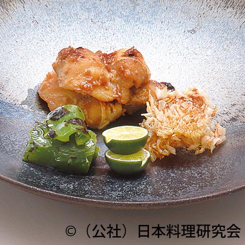 白甘鯛糀焼