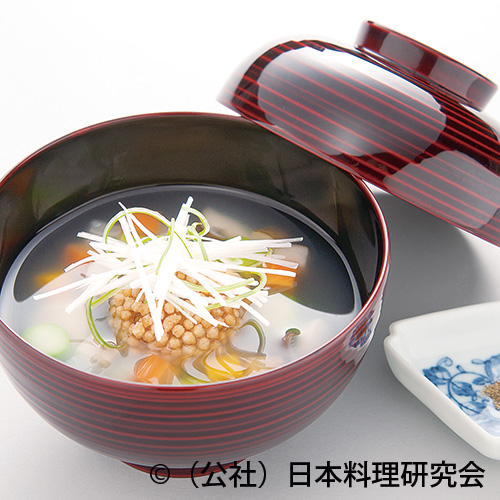 沢煮椀(sample)