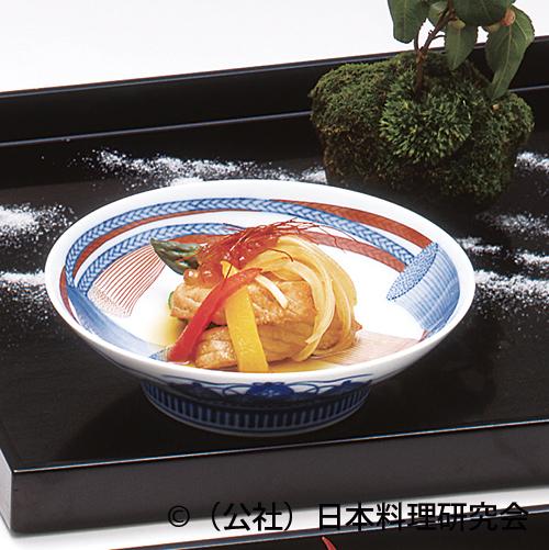 鮭赤酢南蛮漬