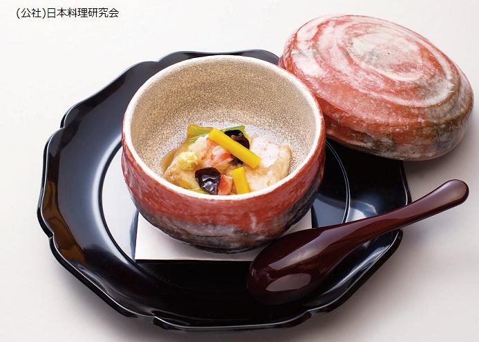 揚げ出し胡麻豆腐(sample)