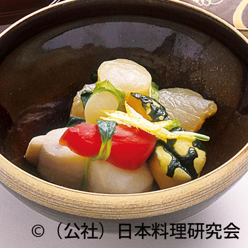 瓢形野菜甘煮