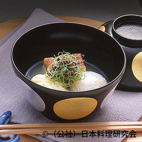 うなコラスープ、鰻豆腐、鼈玉締め、鶏軟骨胡麻団子