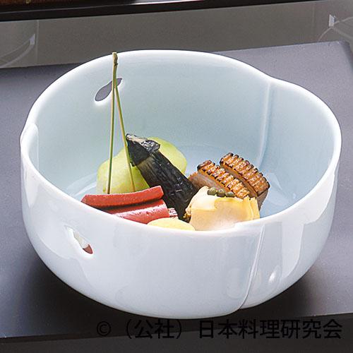 瓢冬瓜、鮑酒煎り、合鴨仙台味噌漬