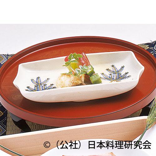 福子蓮芋巻、鱈場蟹南蛮漬