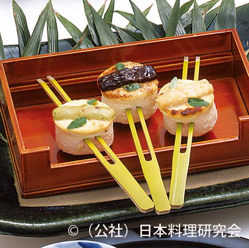 豆腐雉子味噌田楽