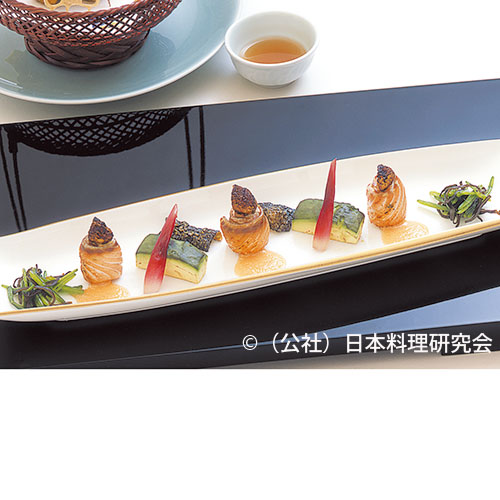秋鮭香り焼