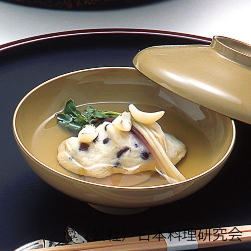 うけいり豆富、蛤