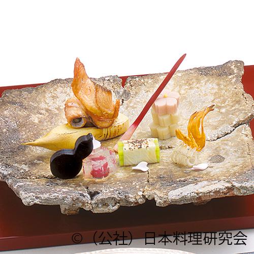 桜鱒山椒味噌焼