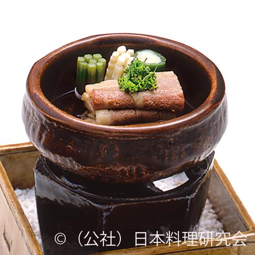 牛ロース鍋