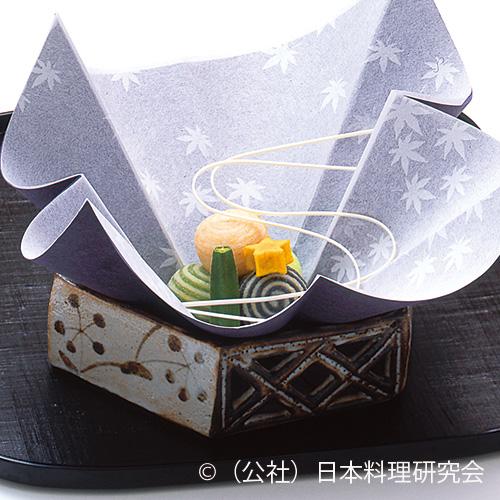 穴子糝薯糸巻