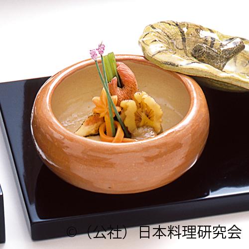 豆腐味噌漬、鋳込み胡桃豆腐、焼無花果、焼ととき平茸
