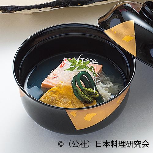 三色菱豆腐