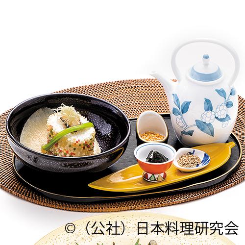 鱶鰭たんぽスープ茶漬