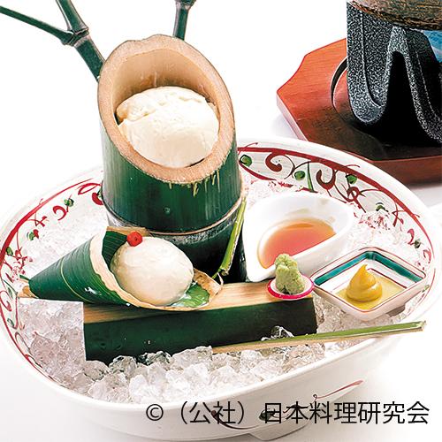 青竹餅もち豆腐