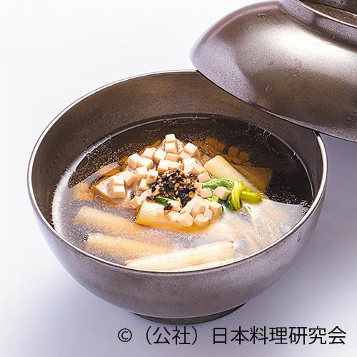 ねぎま豆腐粥