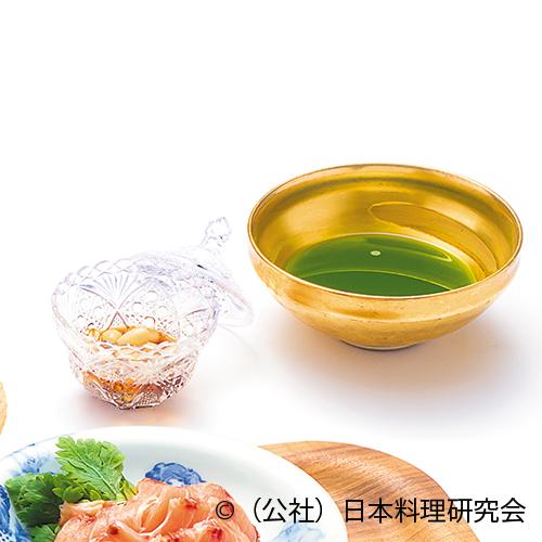 大豆薄蜜秘水ゼリー