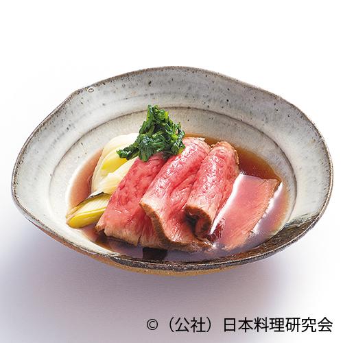 飛騨牛温製ローストビーフ