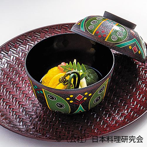 蓬茶巾豆腐