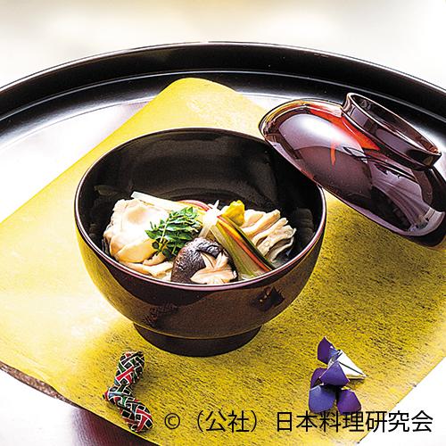 巻鯉味噌仕立