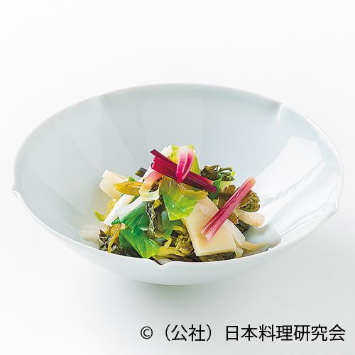 春野菜浸し