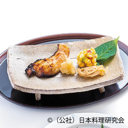焼鴨アスパラ鋳込山椒風味、和牛生ハム野菜巻