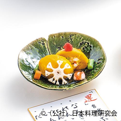 冬至南瓜饅頭