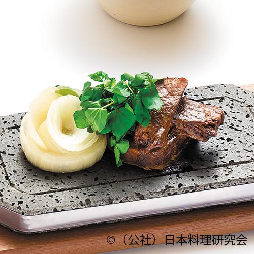牛タン味噌煮焼