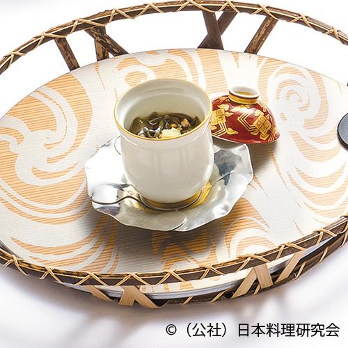 蓴菜・素麺