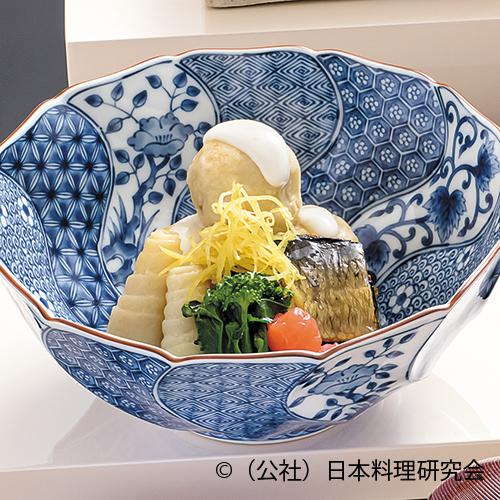 里芋饅頭、鰊山椒煮、早掘筍含め煮、菜の花山葵漬