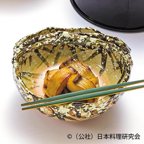 真魚鰹味噌幽庵焼