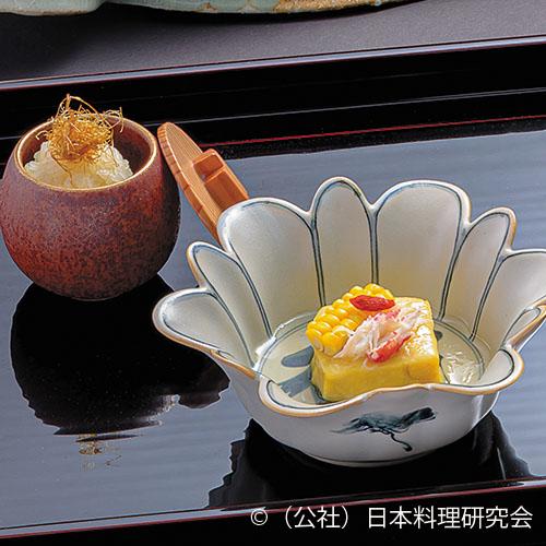 福岡玉蜀黍餡、豆乳玉蜀黍豆腐