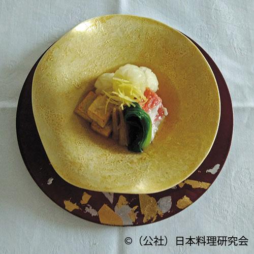 金目鯛吉野煮、鱶鰭旨煮